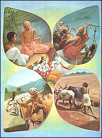 The Indian Caste System | Hare Krishna Community