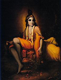 how krishna died